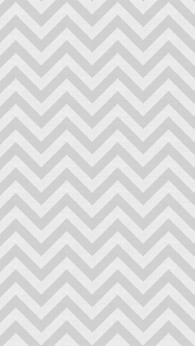 iPhone 5 wallpaper - #chevron #gray #pattern