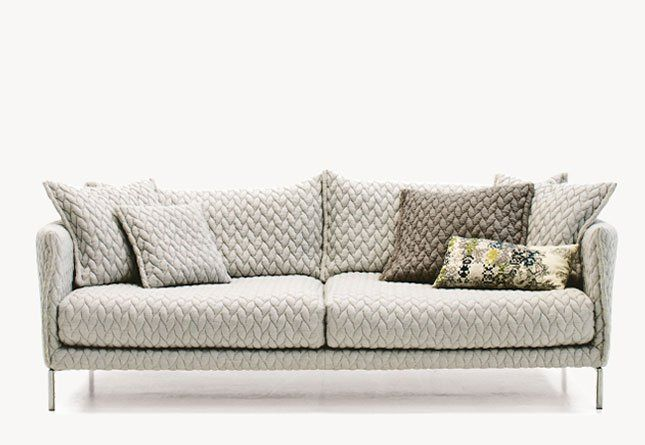 Gentry Sofa By Moroso | Hub Furniture Lighting Living
