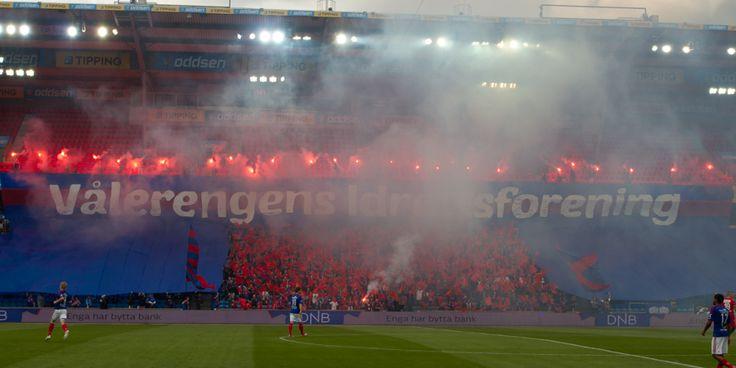 Vålerenga-Brann 3-3 Tippeligaen 2014