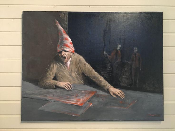Roland Devolder,  Une comédie