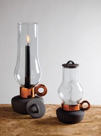 Candle and Tea-light Lanterns (Lauriana) from Out There Interiors