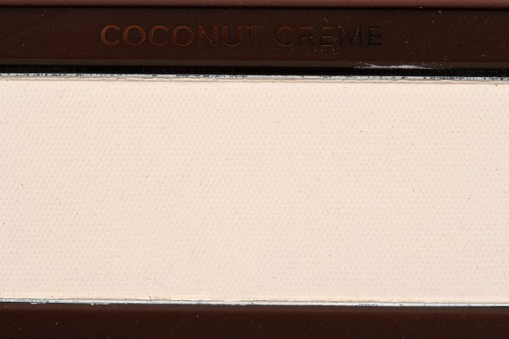 Too Faced - Semi Sweet Chocolate Bar Coconut Creme
