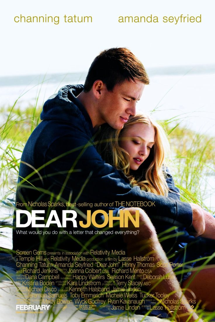 """Dear John (2010) - """"You think it was tough out there? Think it was easy for me without you? You thought that every single day wasn't a goddamn marathon of my life without you?"""""""