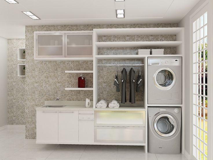 decoração lavanderia - Pesquisa Google