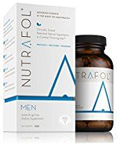 Nutrafol Men Advanced Thinning Hair & Hair Loss Supplement - 120 Capsules