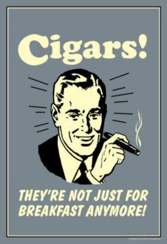 "Vintage Cigar Sign #Cigars www.LiquorList.com ""The Marketplace for Adults with Taste!"" @LiquorListcom #LiquorList"