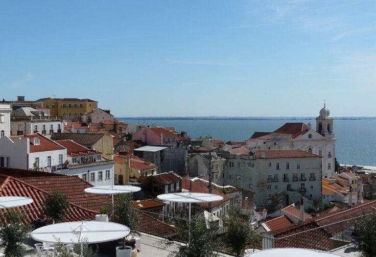 quartier de l'Alfama - Lisbonne - Blog de voyage www.trace-ta-route.com  http://www.trace-ta-route.com/week-end-lisbonne-sintra/  #portugal #lisbon #lisbonne #alfama