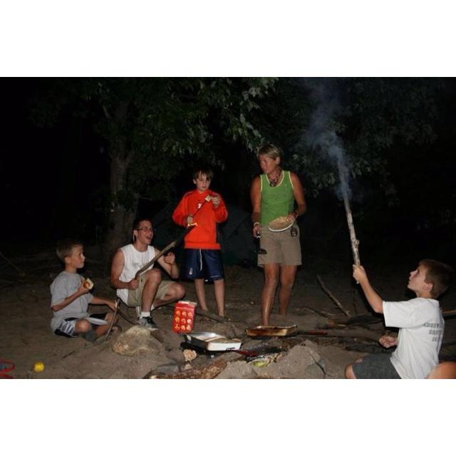 Family Backyard Camping : Beach camping family outdoor education  Family Outdoors  Pinterest