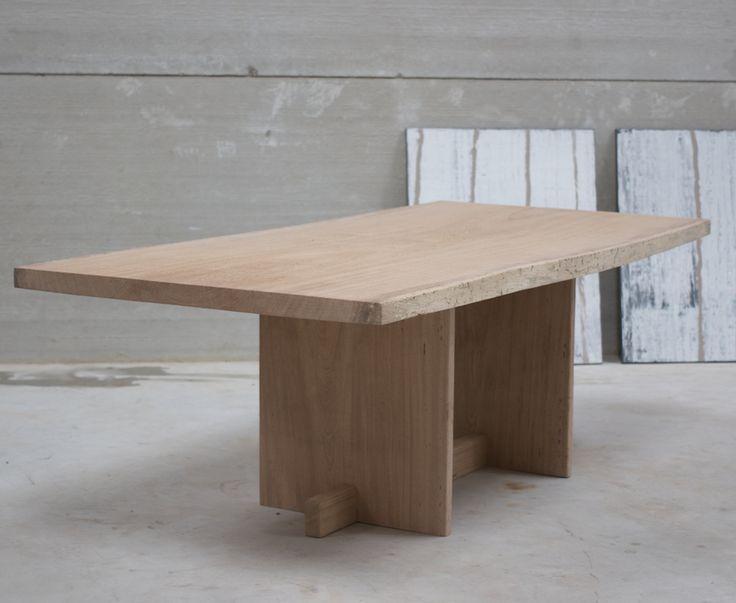 Mika Monkey Pod Dining Table