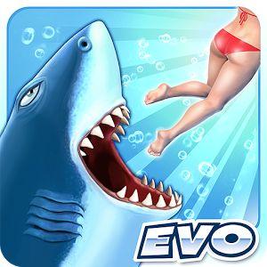 Hungry Shark Evolution Hack Generator Money Free Jewels Online   – enywuke free games