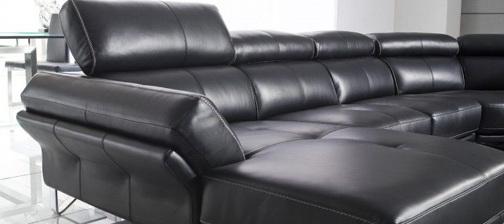 Aria G6138 Leather Lounge. Sit back and snuggle into the angled design and sleek cushions of the Aria Lounge. Also, enjoy the manual headrest mechanisms that will give you optimal comfort. To see more of our designer furniture, visit our Melbourne showrooms today.