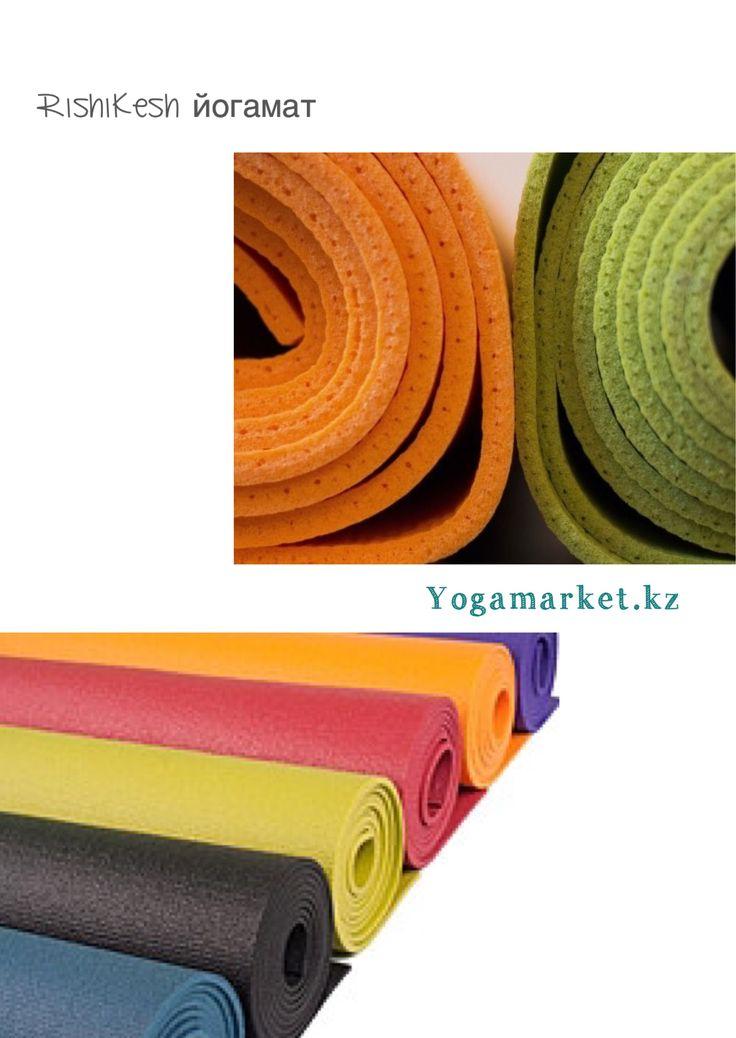 Коврики для йоги в Йогамаркеткз.