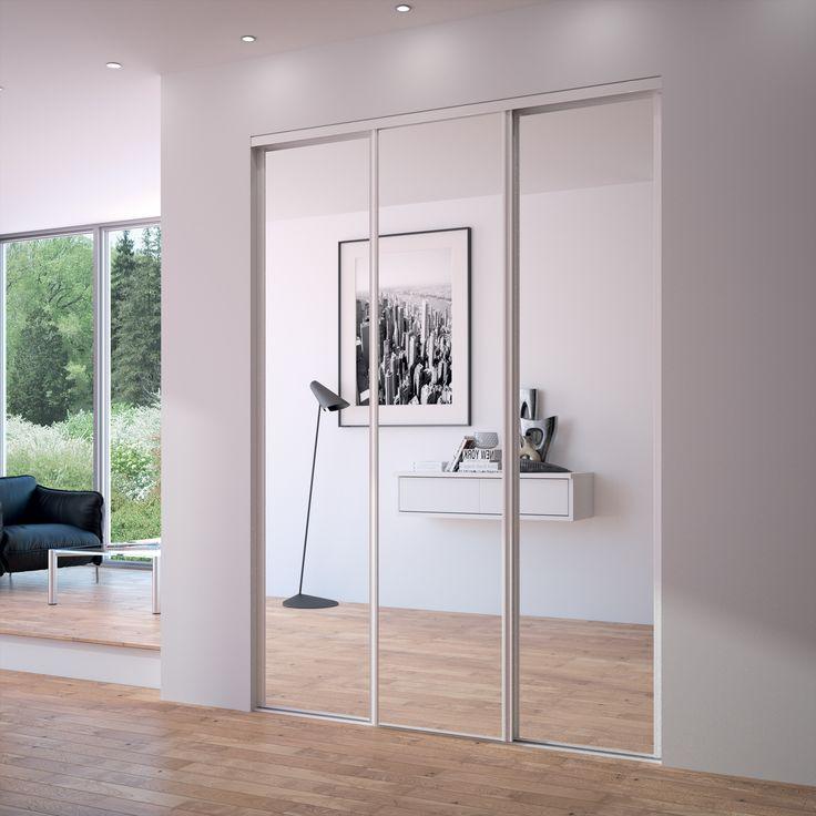 Les 61 meilleures images du tableau portes de placard by for Sogal portes coulissantes