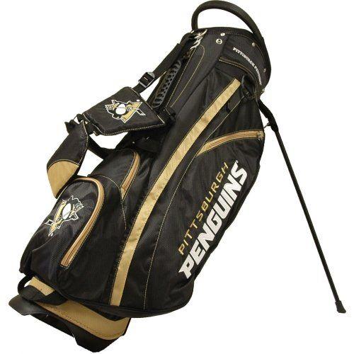 Pittsburgh Penguins Golf Bag