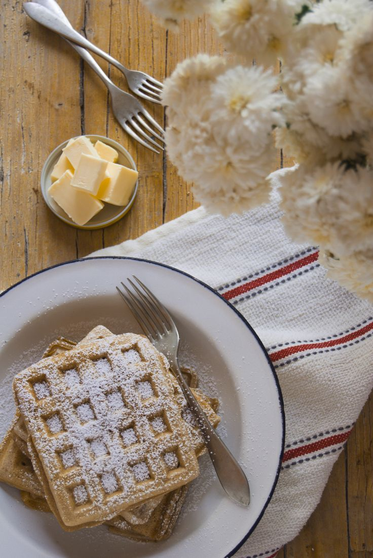 Waffles para el blog de Jocca