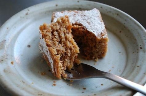 The best gluten-free apple cake for apple picking season