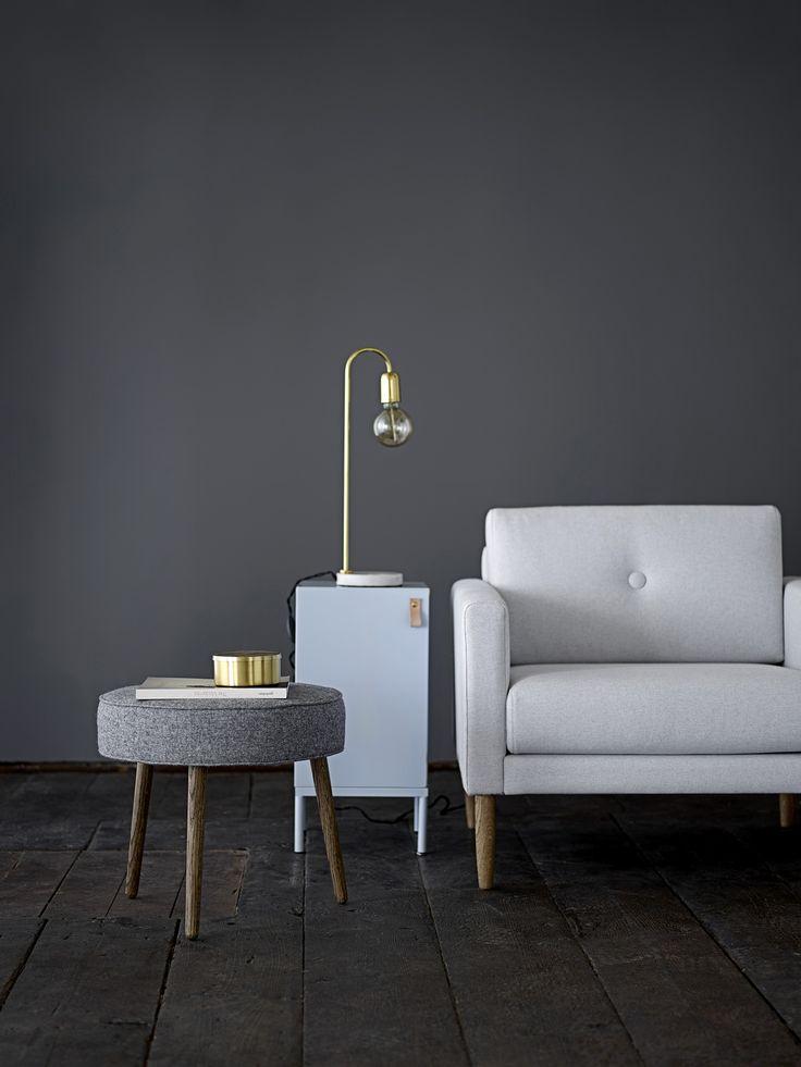 Elegant Calm Armchair   Bloomingville Furniture