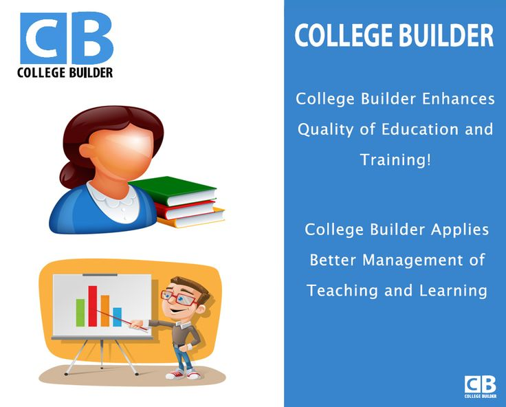 College Builder Enhances Quality of Education and Training!   College Builder Applies Better Management of Teaching and Learning!