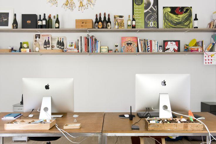 Il nostro studio. Ph.@marcocappannini