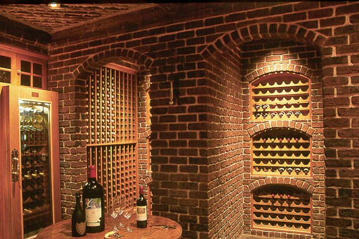 How to build a wine cellar in your basement woodworking for Building wine cellar
