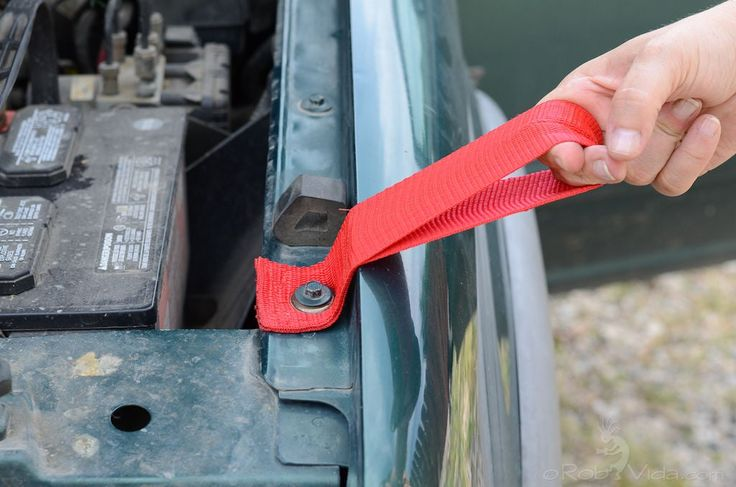 Add a kayak tie down in 2020 truck accessories diy