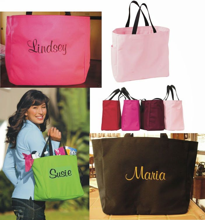 15 BEST CHEAP TOTE BAGS FOR GIFTS BIRTHDAY SLUMBER PARTIES SHOWER CHEER PARTY #PORTCO #TotesShoppers