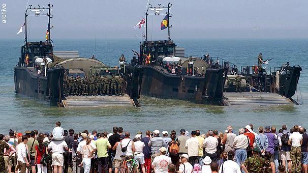 Un évènement historique, Le 6 juin 1944 est marqué par le Débarquement des alliés, un 70ème anniversaire que la France fête en grande pompe avec 19 chefs d'Etat et 1800 vétérans qui ont débarqué en Normandie.