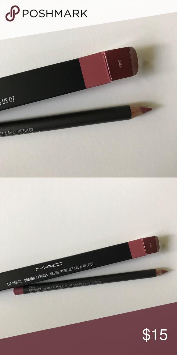 Mac Soar Lip Pencil BNIB New, never tested or swatched MAC Cosmetics Makeup Lip Liner