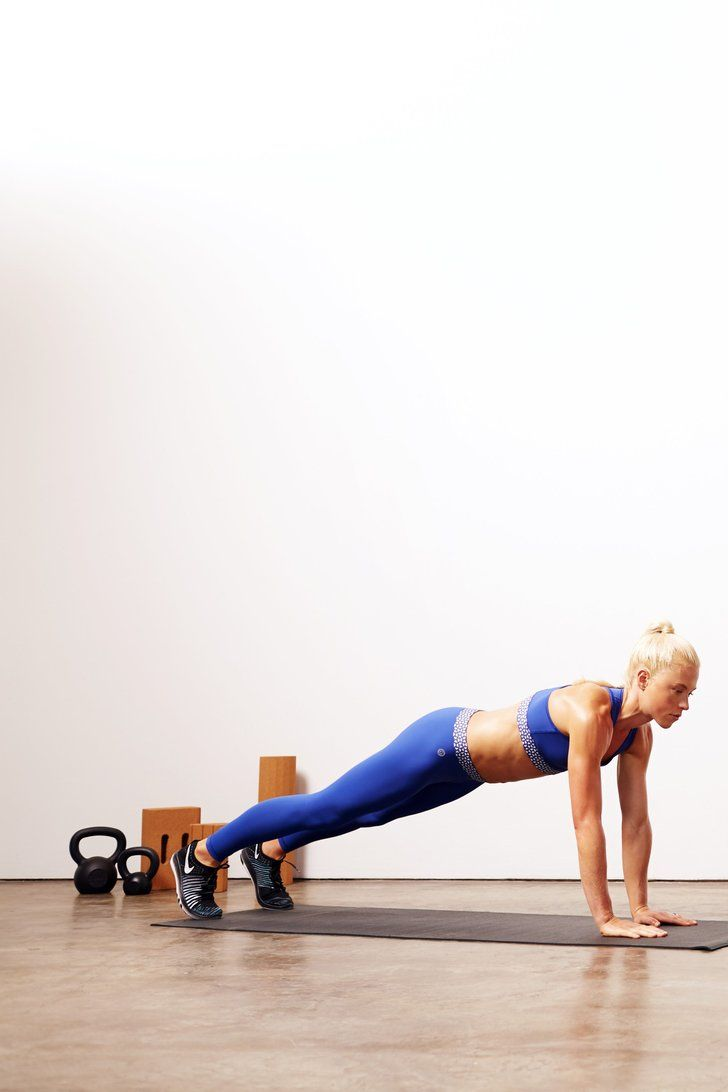 The Exact HIIT Workout This Revenge Body Trainer Does With His Female Clients