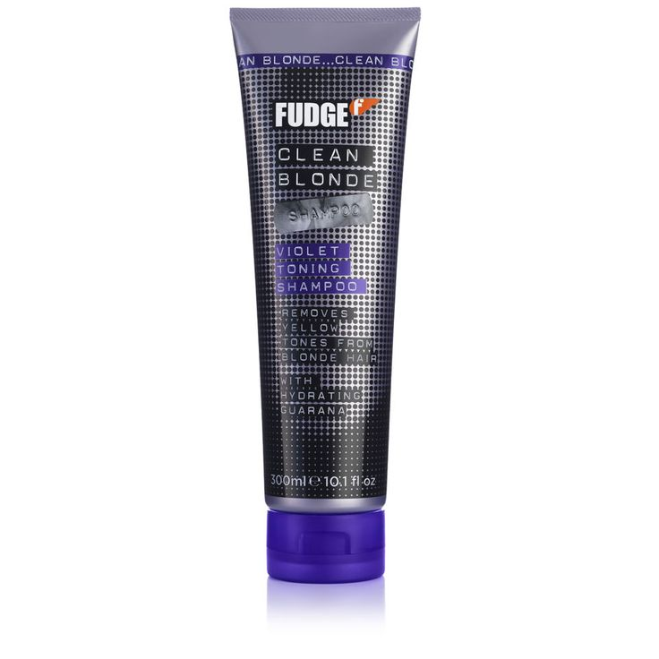 Buy Fudge Clean Blonde Violet Shampoo (300ml) , luxury skincare, hair care, makeup and beauty products at Lookfantastic.com with…