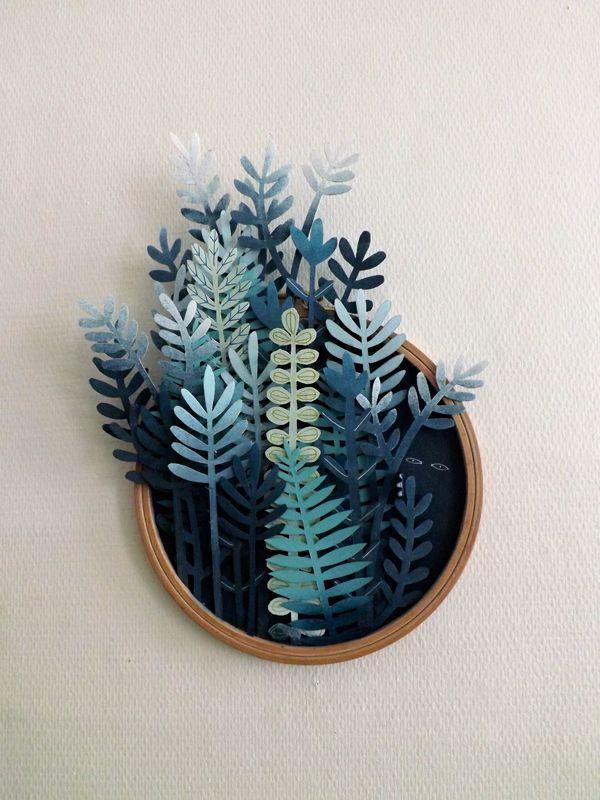 Jag älskar pappersklipp och en av mina favoritsidor för det är All About Pappercutting (som dessutom har en galet fin header!) av Elsa Moran. Hennes egna alster är jättefina och dessutom visar...
