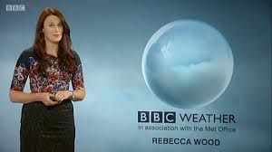 Rebecca Wood - BBC North West weather presenter