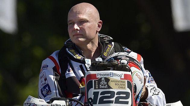 Dakar Update - Trovato deceduto il motociclista Eric Palante