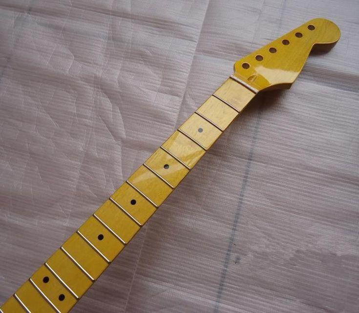 Высочайшее качество 22 Лада Гитары Шеи Гитарные струны guitarra аксессуары для музыкальных инструментов