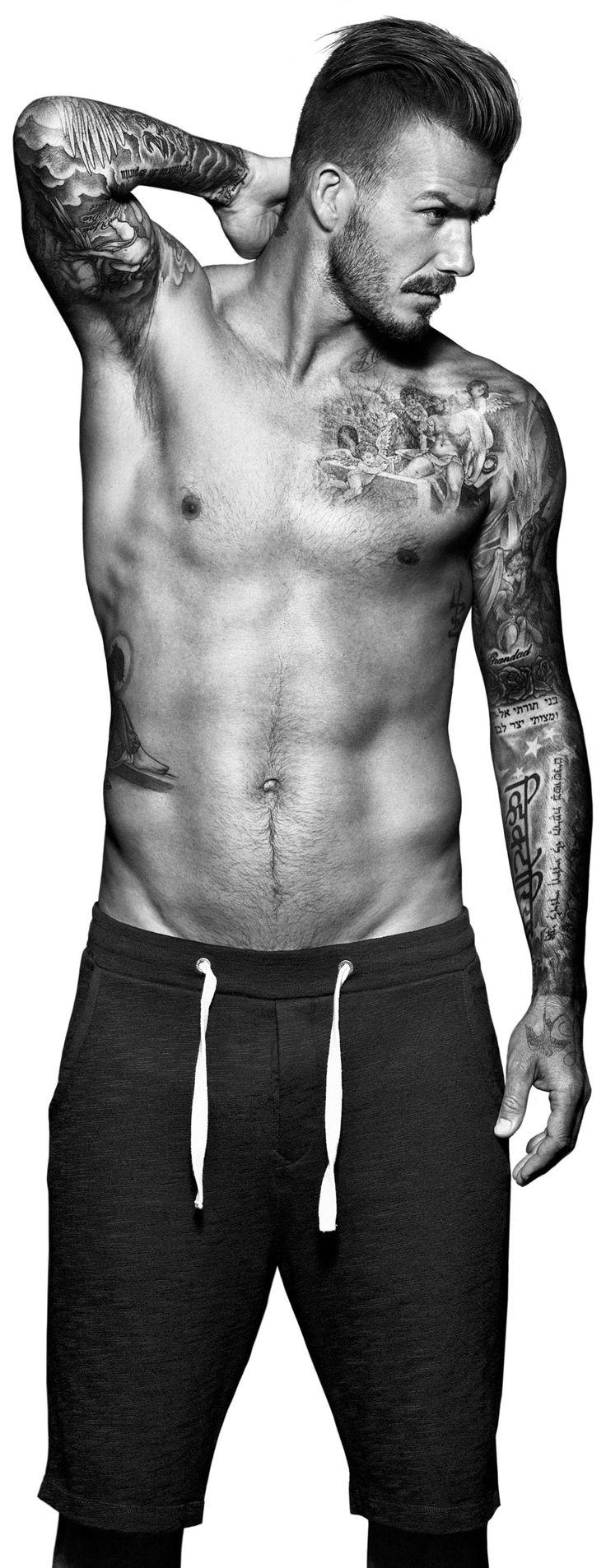 David Beckham Bodywear for H David Beckham Bodywear ist exklusiv bei H…