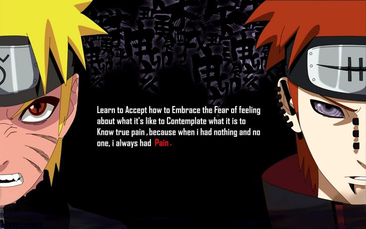 Image result for no fear quotes anime