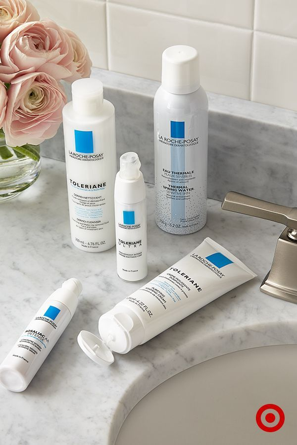 Senstive skin? Look no further than La Roche-Posay for soothing, premium skin care without fragrances, parabens or preservatives. This line's intensive care cleanses without over-drying, softens skin, reduces the appearance of redness and is packed with hydration.