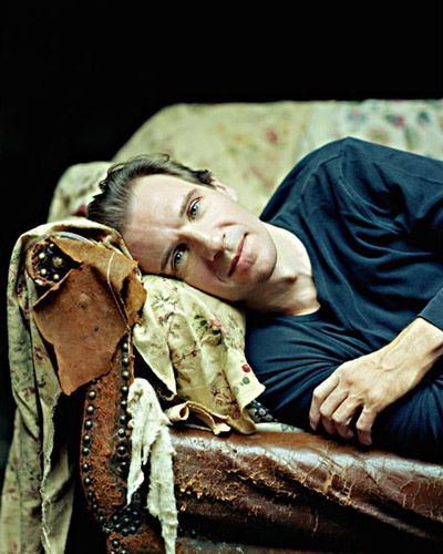 keep the old sofa - Ralph Fiennes may show up and need to lie down...