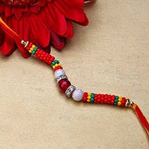 Simple Stringed Rakhi