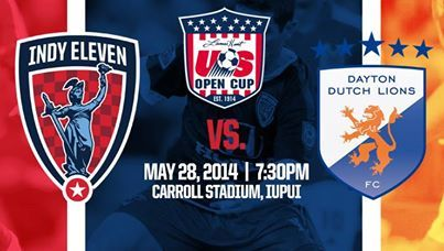 4 Questions: Indy Eleven US Open Cup Match vs the Dayton Dutch Lions.