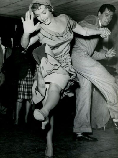 Now THIS looks fun! Learn how to swing dance with us in May and June!