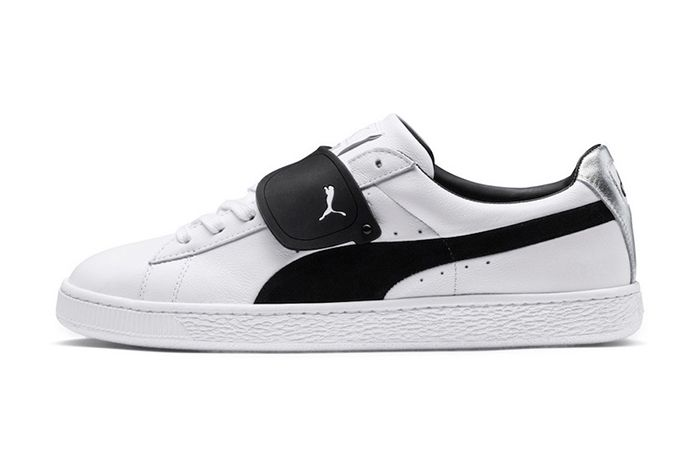 Karl Lagerfeld Gets His Own PUMA Suedes  a0b1becaf