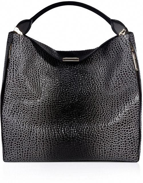 4e245593425 Burberry London Large Lindburn Embossed Hobo Bag  Burberryhandbags    Burberry handbags   Pinterest   Burberry handbags, Burberry and Handbags