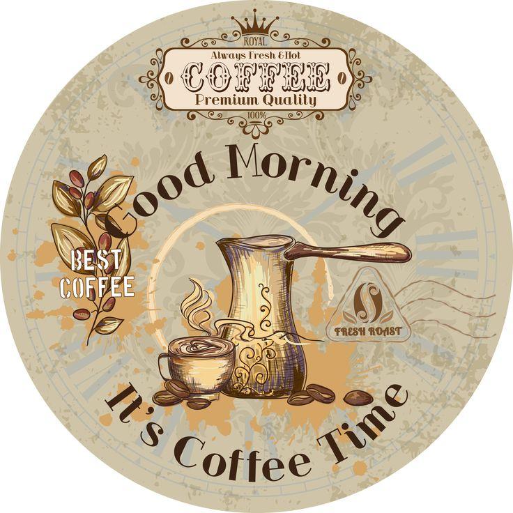 my design / coffee time, vintage