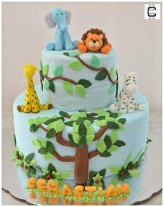 Tortas Y Pasteles Para Baby Shower 22