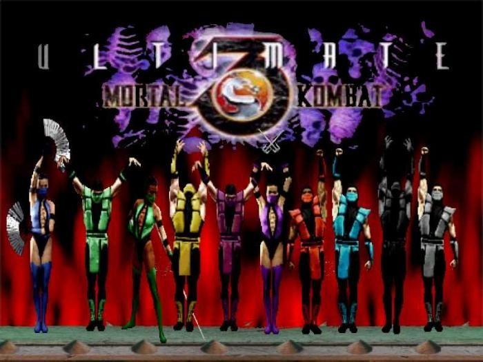 Mortal Kombat cakepins.com