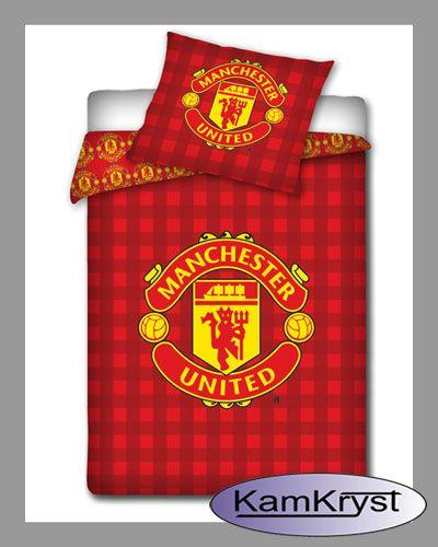 Bedding club Manchester United 160x200 | Pościel Manchester #Manchester_United #Manchester_United_bedding