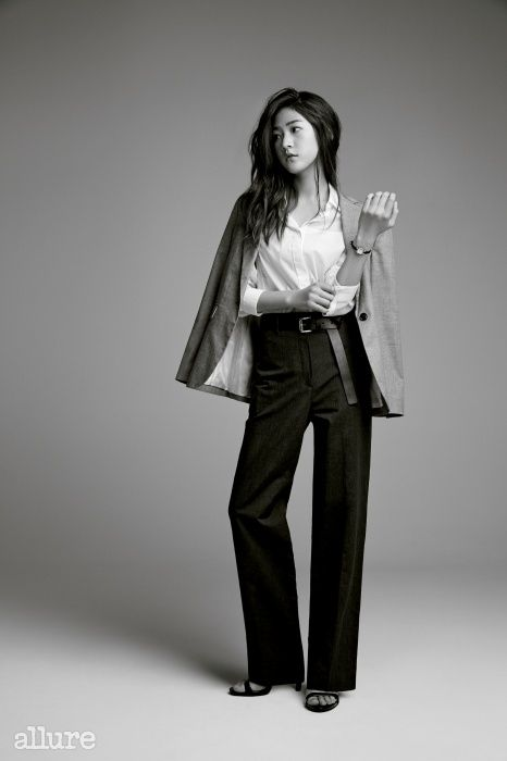 2014.07, Allure, Kim Sae Ron