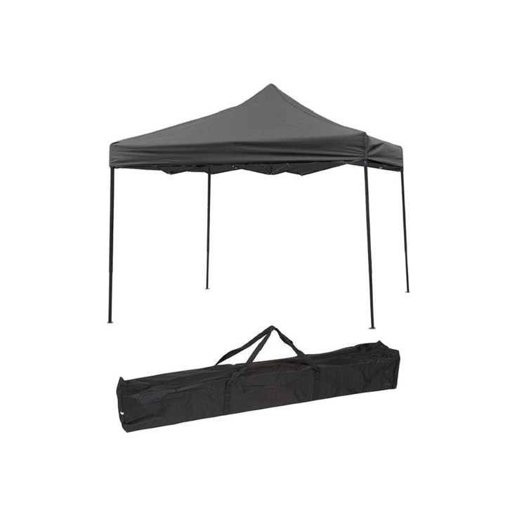 Trademark Innovation Lightweight And Portable Canopy Tent Set 10 X