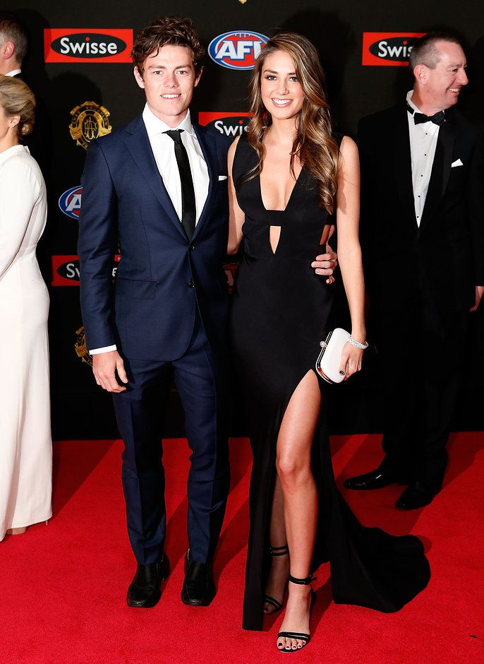 Lachie Neale, Fremantle in the Saunders Navy Suit: http://www.mjbale.com/saunders-navy-jkt-20509